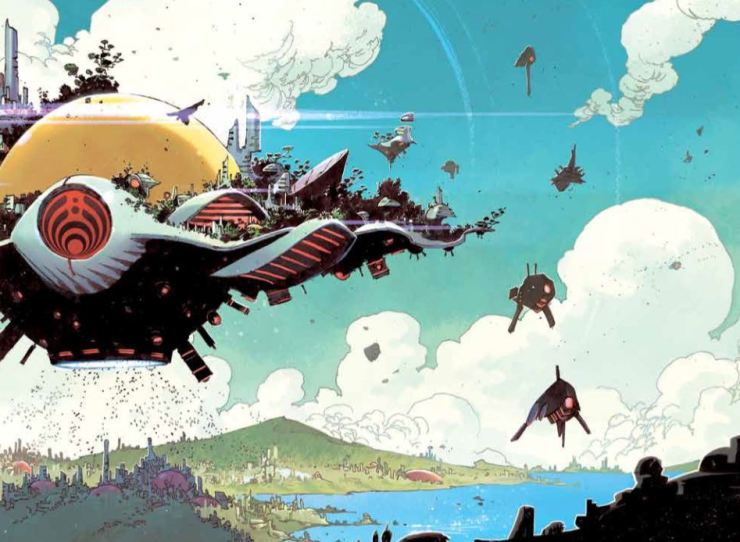 Black Science #41 is an unmissable chapter to one of Remender's best works to date.