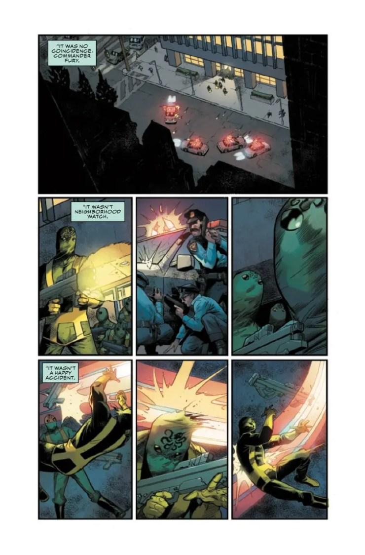 Marvel Preview: Captain America #12