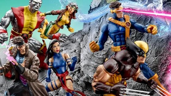 SDCC 2019: Marvel Hasbro panel drops huge Marvel Legends reveals, including X-Men, Spider-Man, and more
