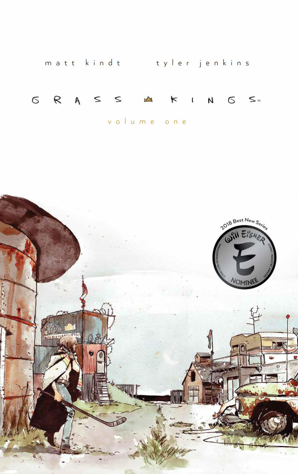Grass Kings Vol. 1 Review: Sovereignty at a Cost