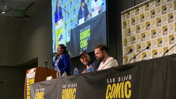Tom King and Mitch Gerads talk current series, Eisner nominated Mister Miracle, and more.