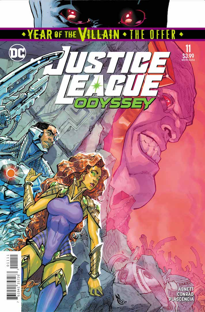 EXCLUSIVE DC Preview: Justice League Odyssey #11