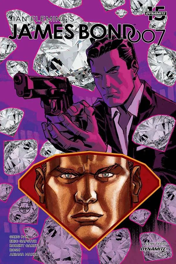 James Bond: 007 #9 Review