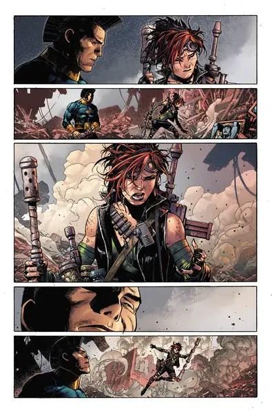 DC reveals cover art for Legion of Super-Heroes: Millennium #2