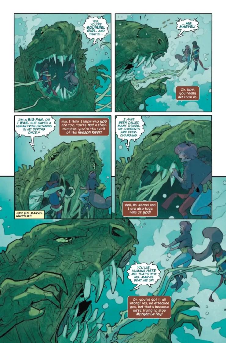 Marvel Preview: Marvel Rising #5