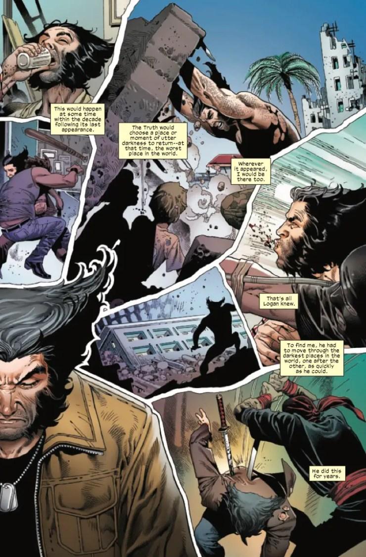 Marvel Preview: Marvel Comics Presents #7