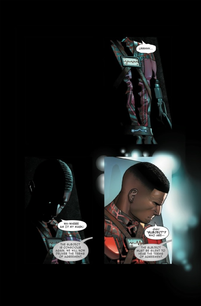 Miles Morales: Spider-Man #8 Review