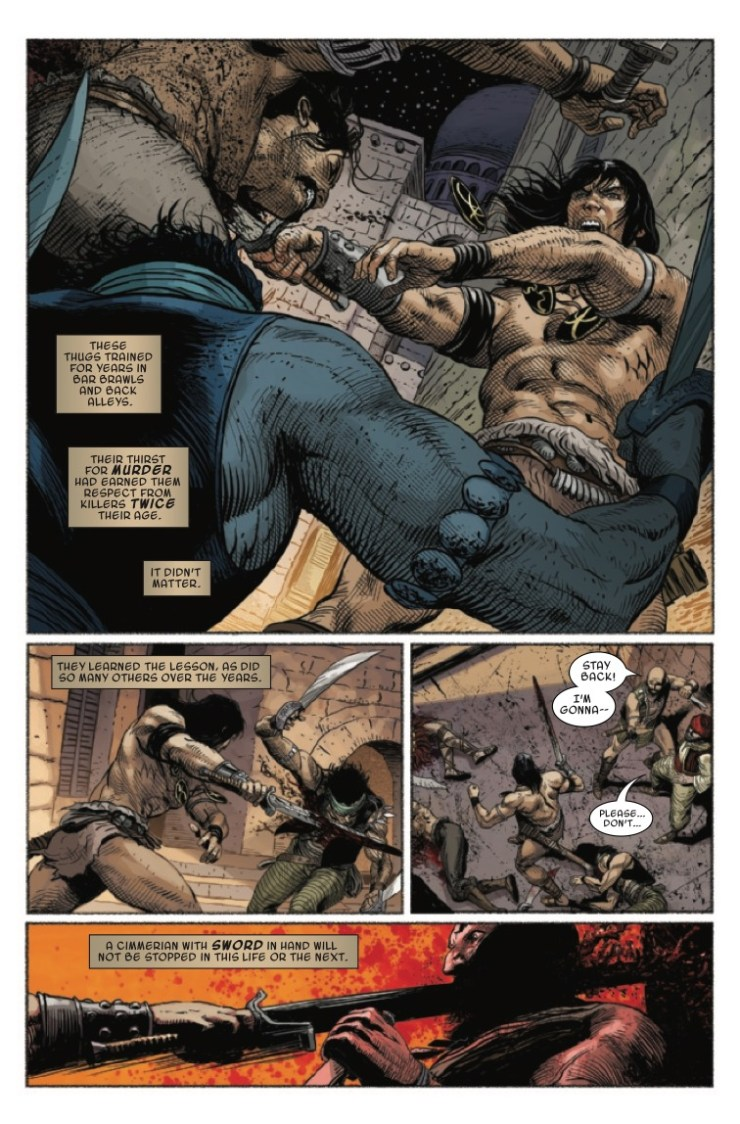 Marvel Preview: Savage Sword of Conan #7