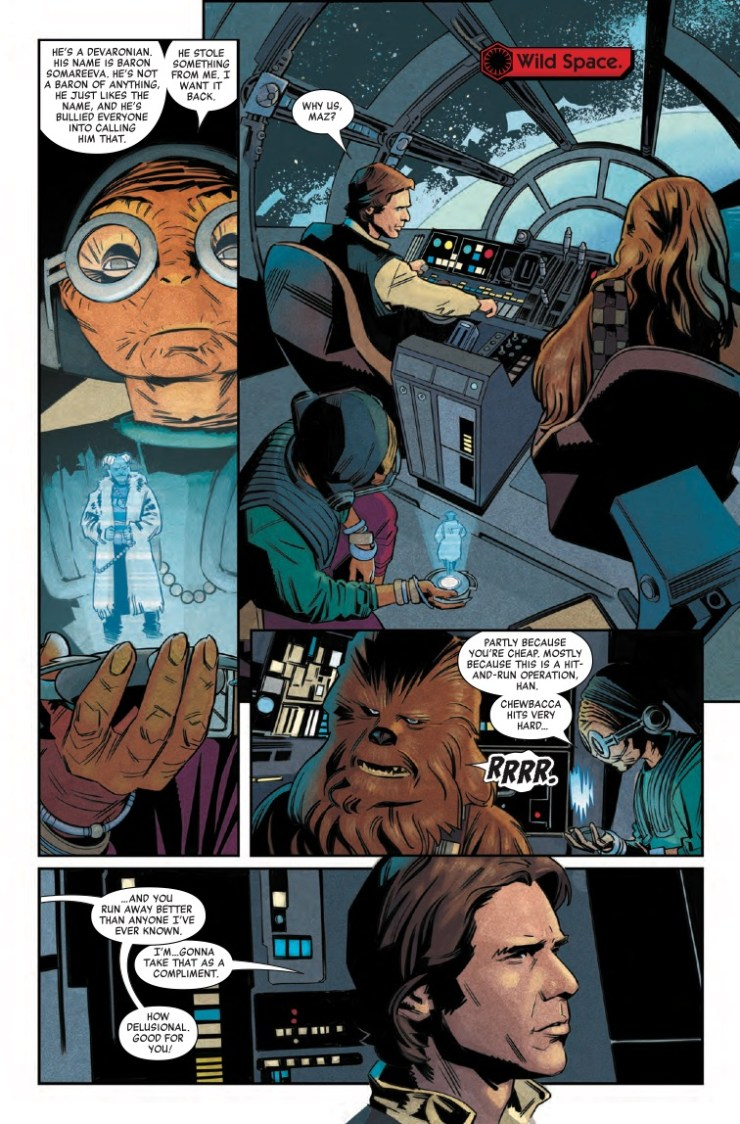 Marvel Preview: Star Wars: Age Of Resistance Special #1
