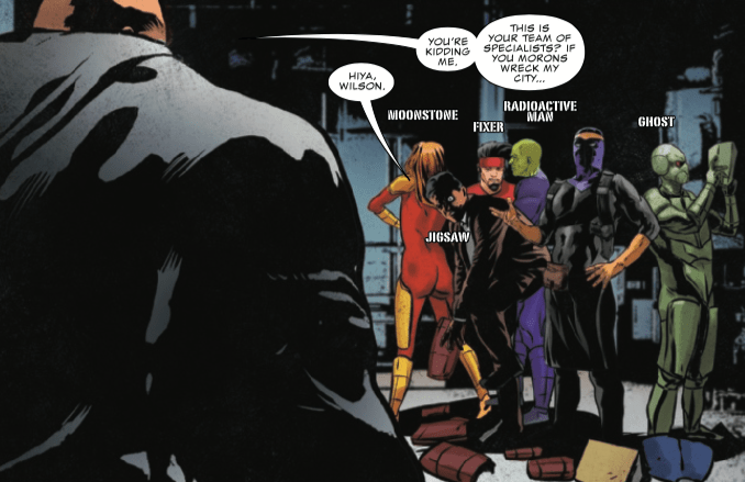 You won't believe which classic superhero team is back in 'The Punisher' #13