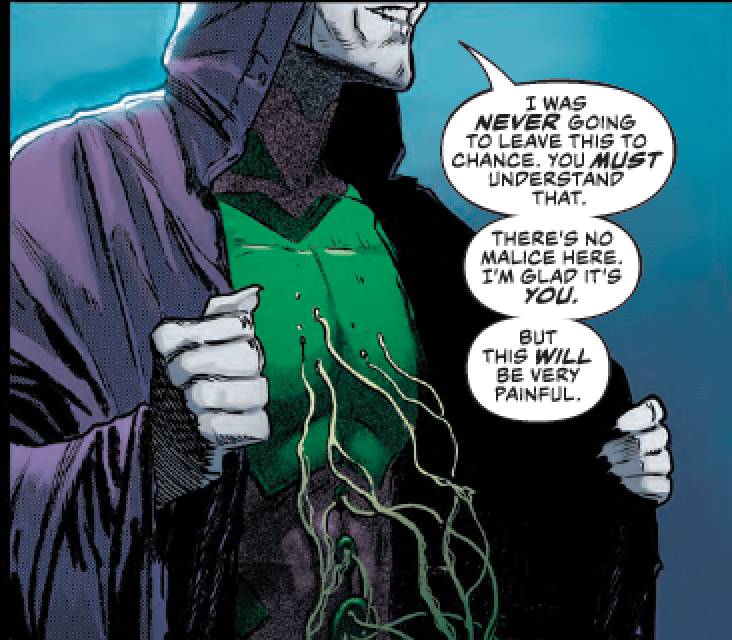 Justice League #28 will change how you think about Lex Luthor