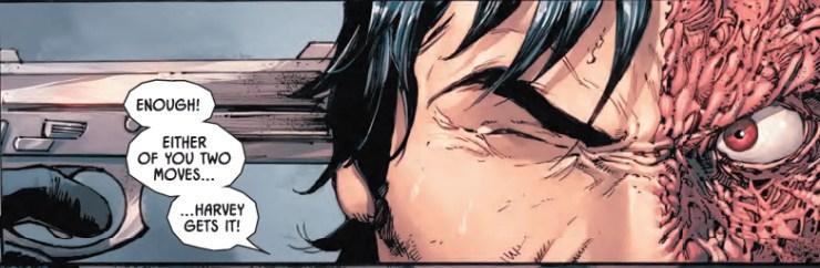 A classic Batman villain is permanently changed in Batman #75