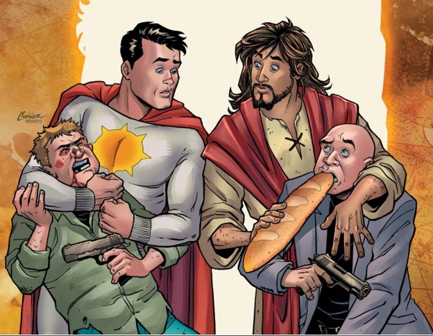 Second Coming #1 Review