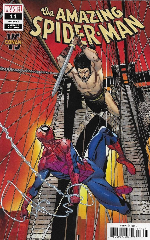 Kurt Busiek on 'Untold Tales of Spider-Man's' original pitch, potential sequels, and finding Peter Parker's footing