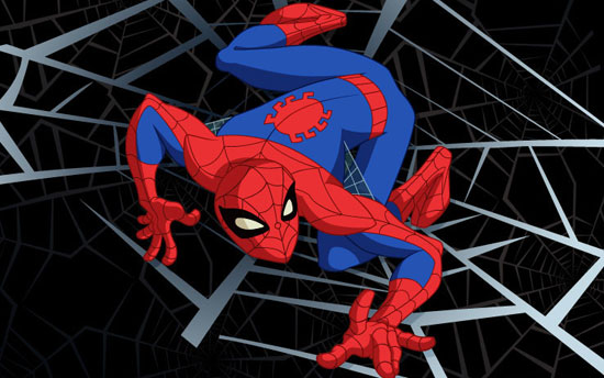 The Spectacular Spider-Man animated series: Try to find something better