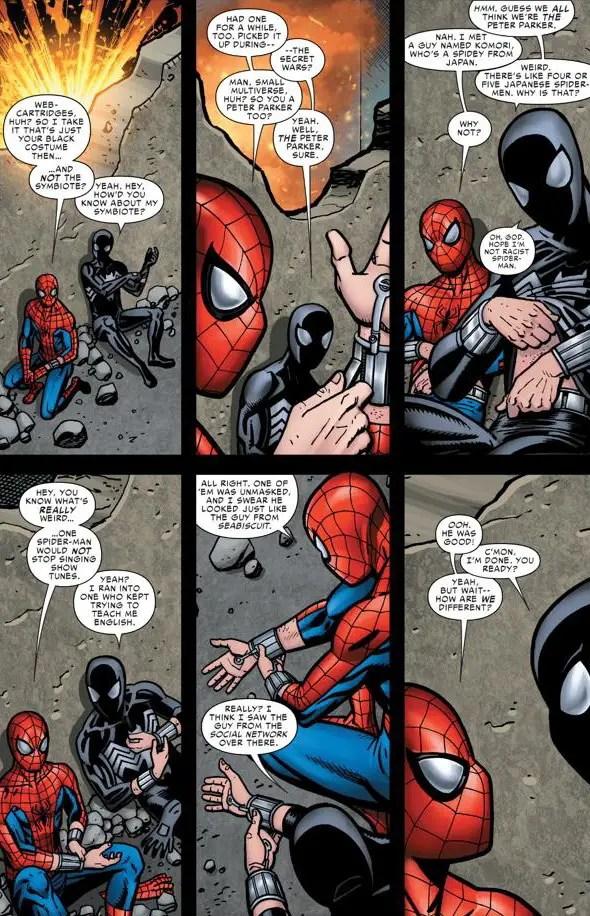 Spider-Man Komori