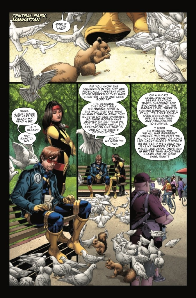 Uncanny X-Men #22 review: a fitting ending
