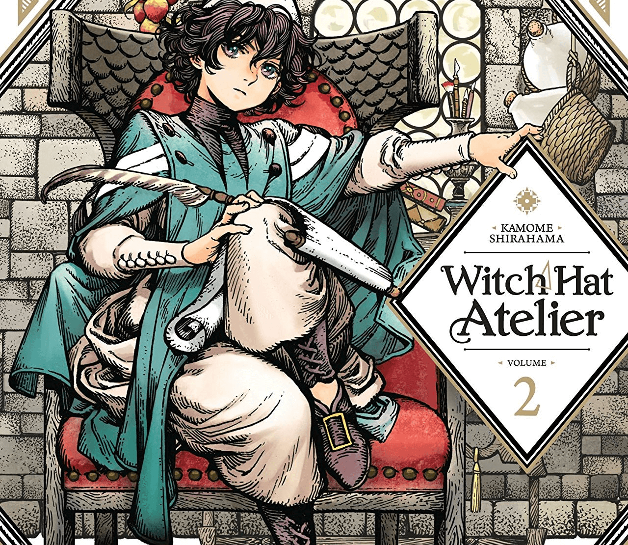 Witch Hat Atelier Vol. 2 Review