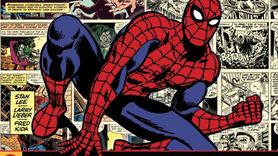 The story of how Spider-Man truly rescued my toddler -- and me -- from real world villainy.