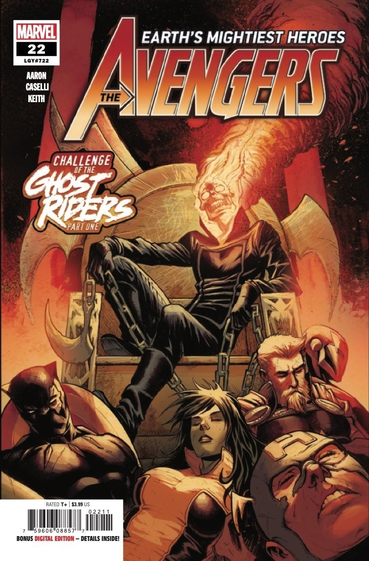 Avengers #22 Review