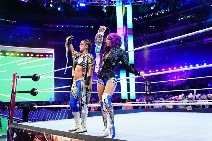 Sasha Banks' WWE return date being advertised