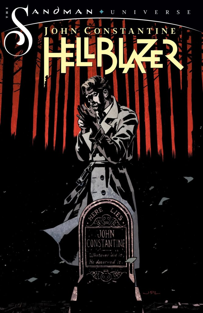 John Constantine rejoins the Sandman Universe with new ongoing Hellblazer series