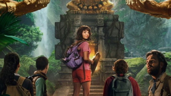 Watch: New trailer for Dora and the Lost City of Gold