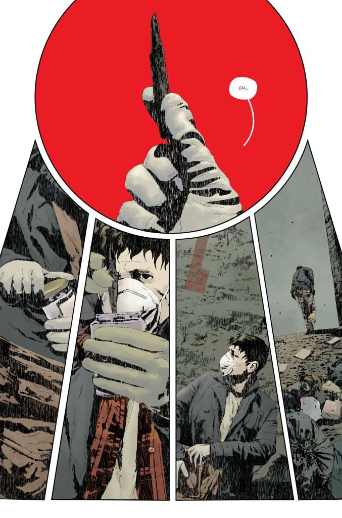 Lemire and Sorrentino's 'Gideon Falls' wins best new series Eisner award