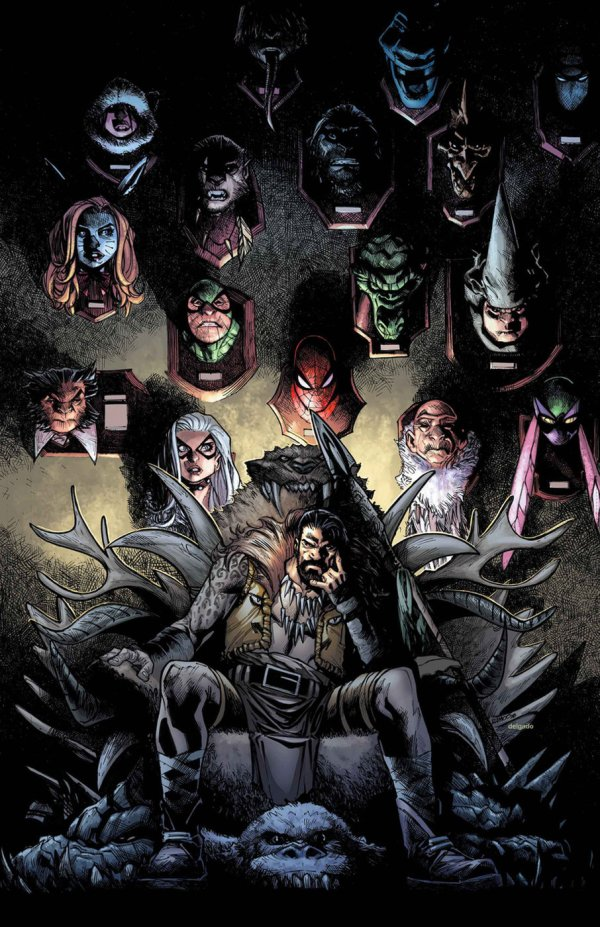 Spectacular Spider-Month Tailor Tuesday: Sinister Six