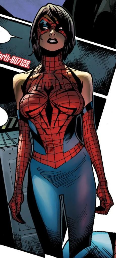 Spectacular Spider-Month Fashion Friday: Spider-Girls