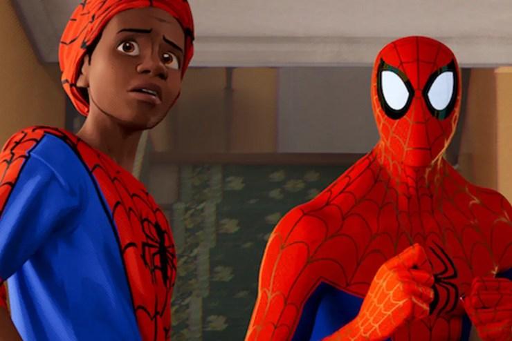 Movie night at Fenway presents Spider-Man: Into the Spider-Verse