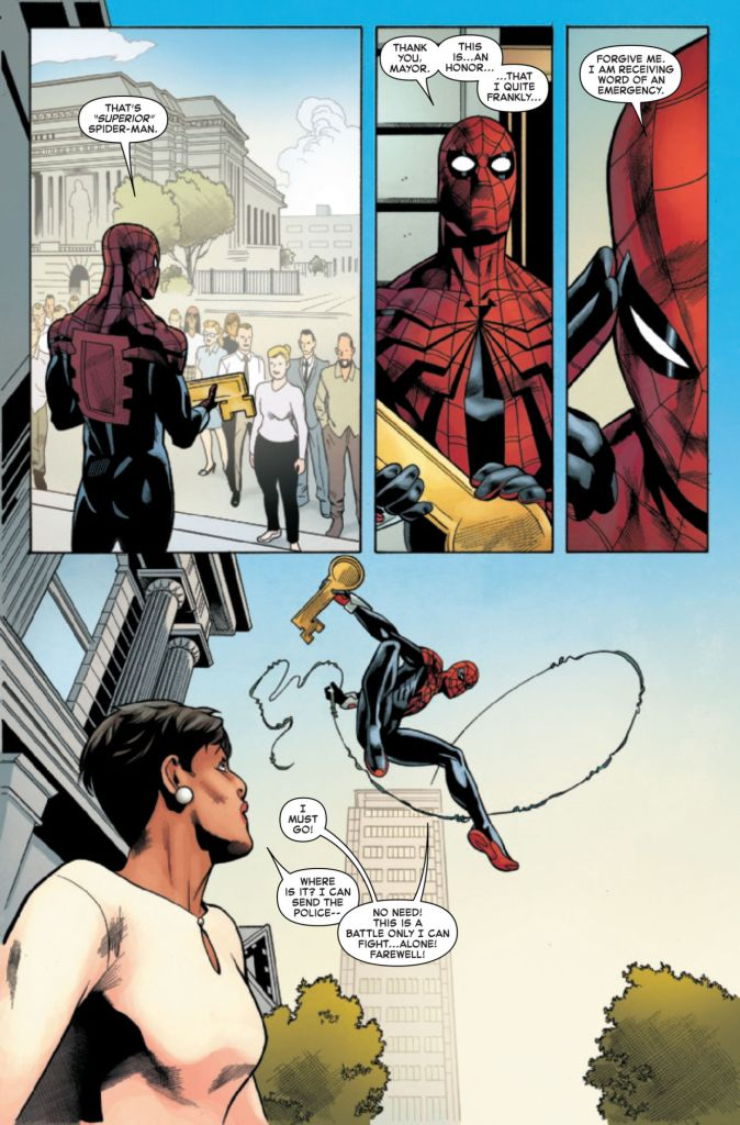 Superior Spider-Man #9 Review