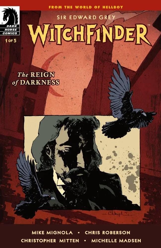 """Dark Horse announces """"Witchfinder: Reign of Darkness"""""""