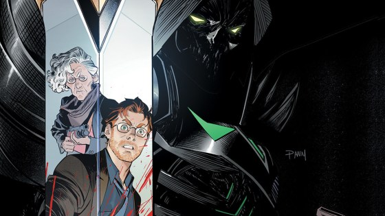 """""""People who read the book, it'll take the top of their heads off"""" Kieron Gillen sounds off on 'Once and Future'"""