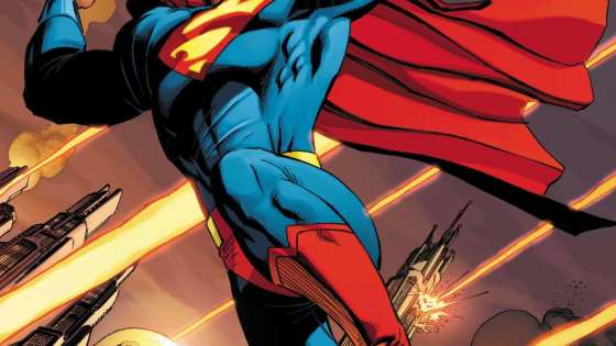 A Superman comic with 'The Last Temptation of Christ' vibes. Fun stuff.