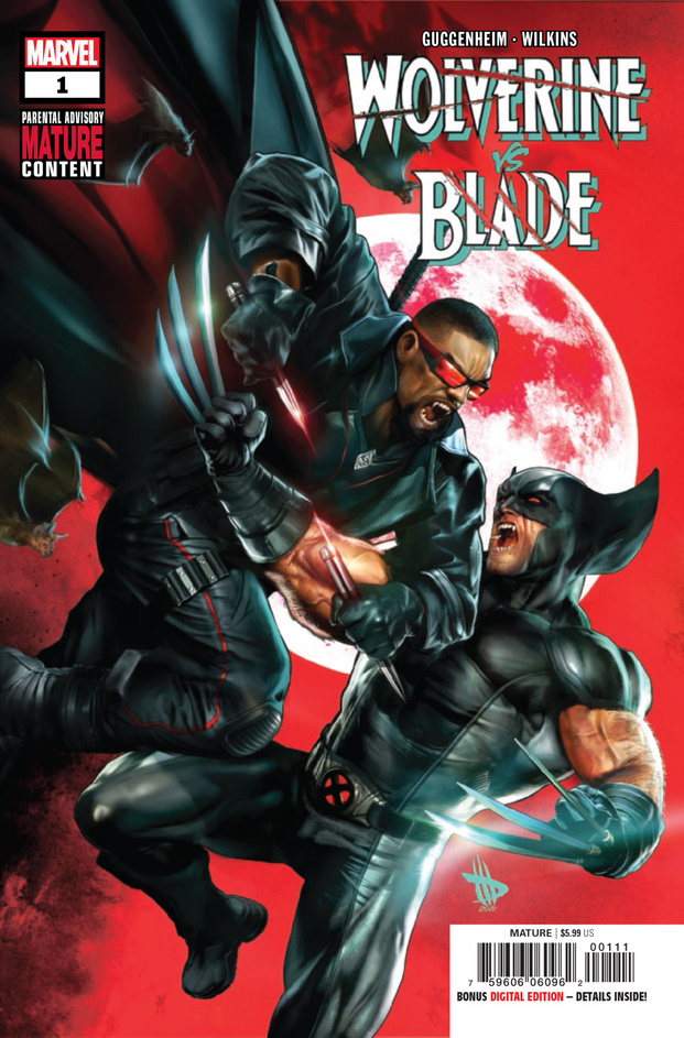 Wolverine vs. Blade #1 Review
