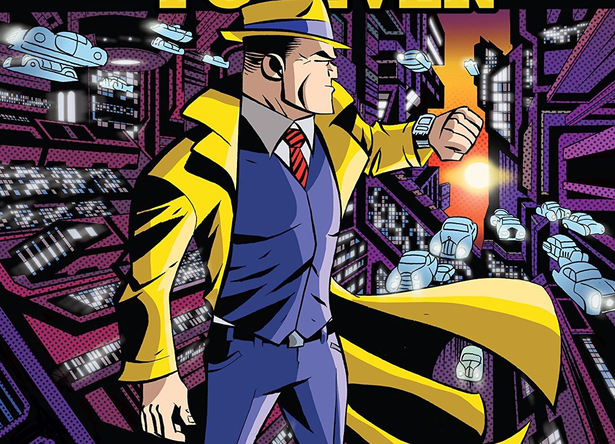 Dick Tracy Forever #4 Review