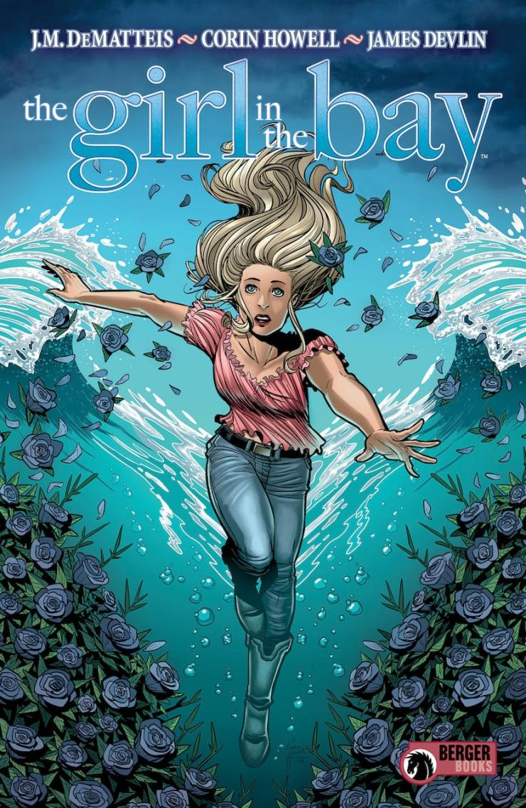 EXCLUSIVE Dark Horse Preview: The Girl in the Bay TPB
