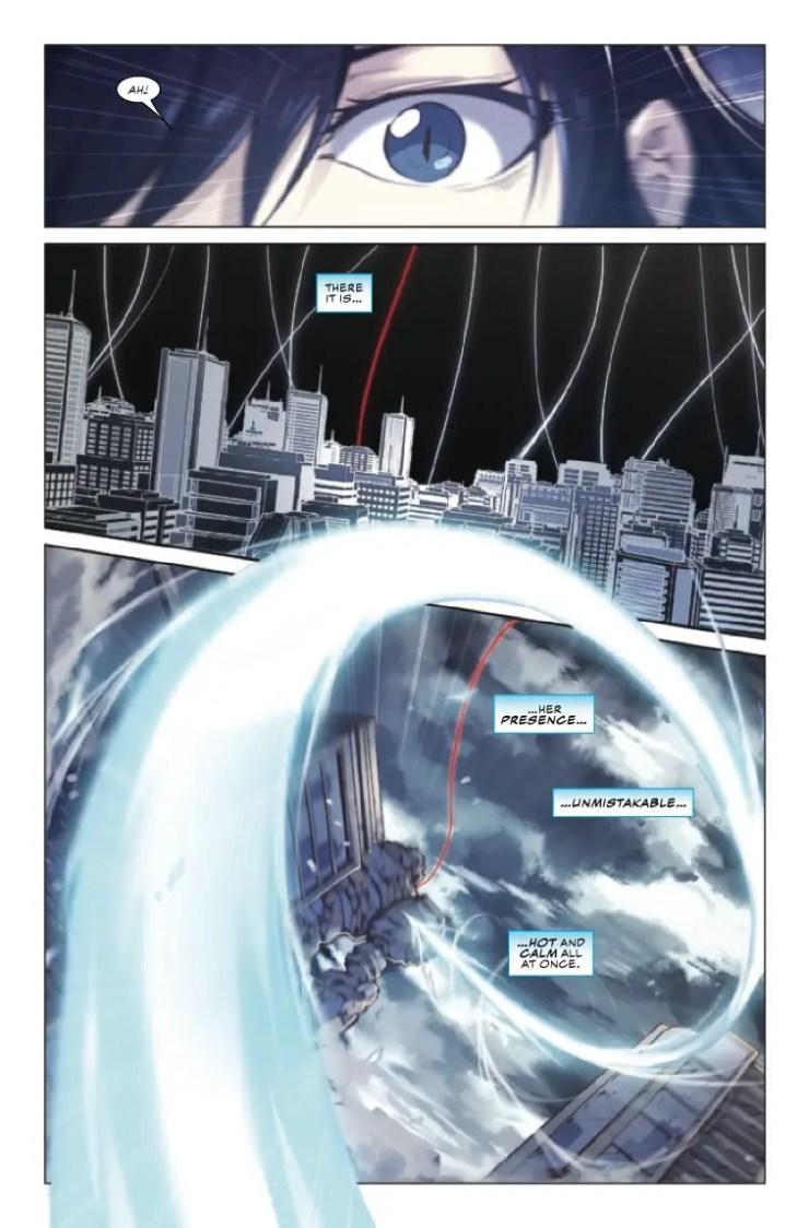 Marvel Preview: Aero #2