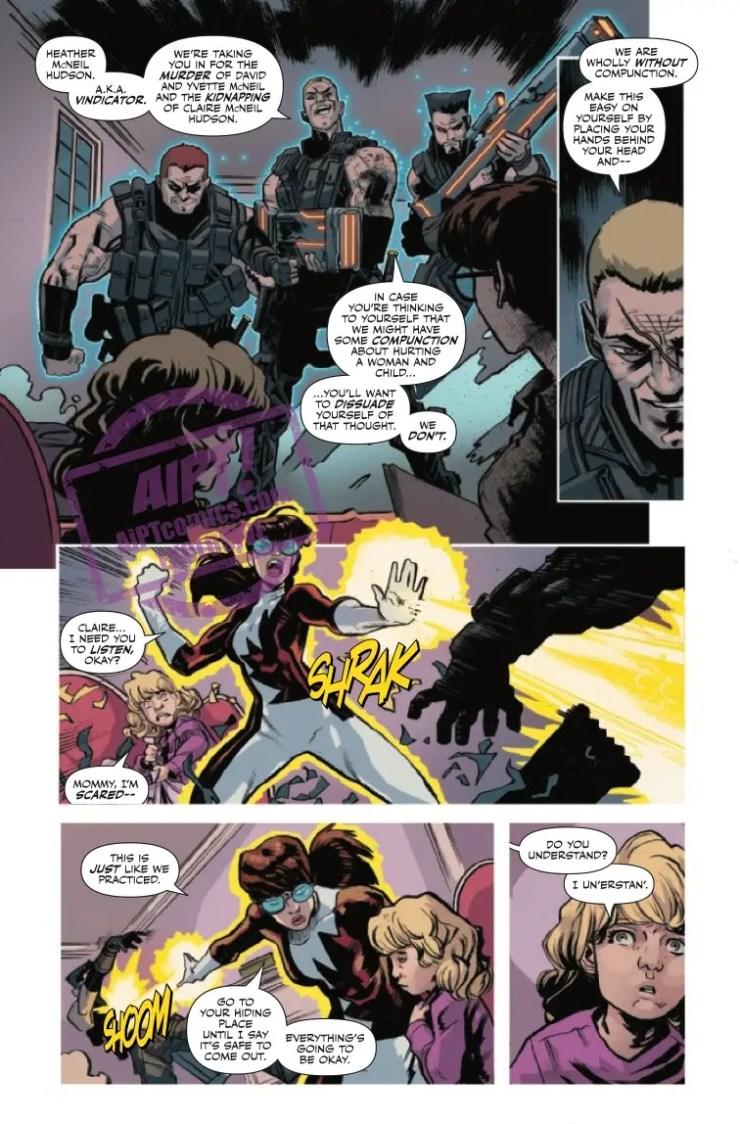 EXCLUSIVE Marvel Preview: Alpha Flight: True North #1