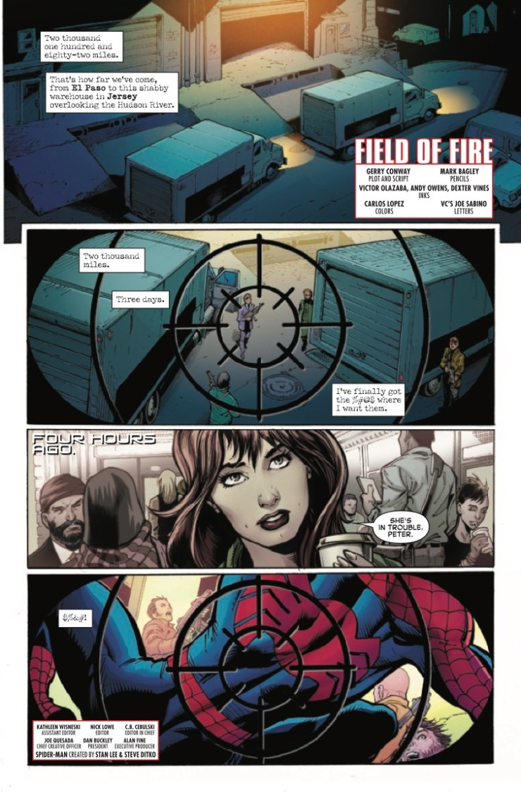 Marvel Preview: The Amazing Spider-Man: Going Big #1