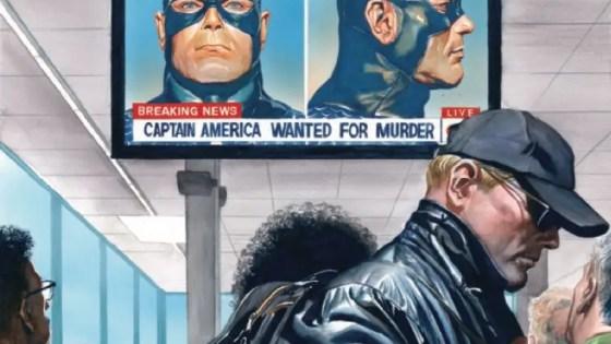 Marvel Preview: Captain America #13
