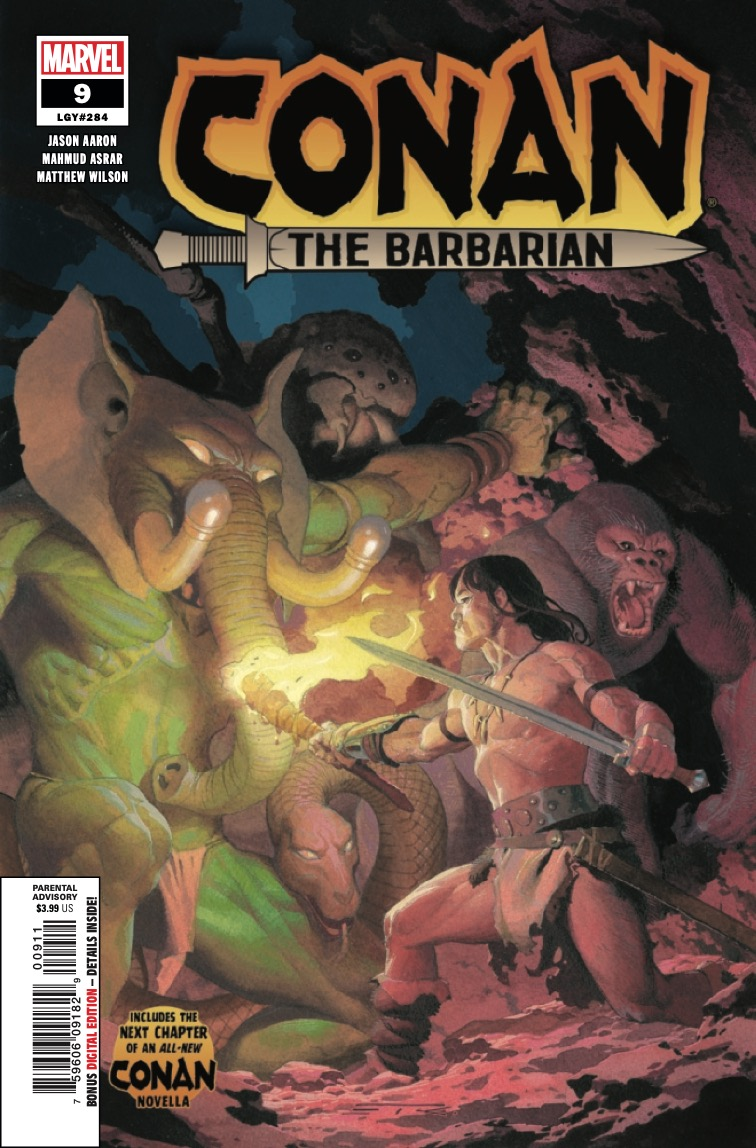 Conan the Barbarian Vol. 2: The Life and Death of Conan Book Two Review