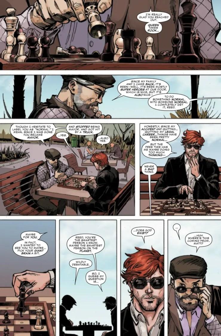 Marvel Preview: Daredevil #9