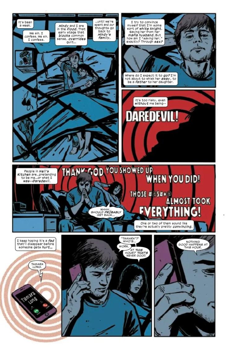Marvel Preview: Daredevil #10