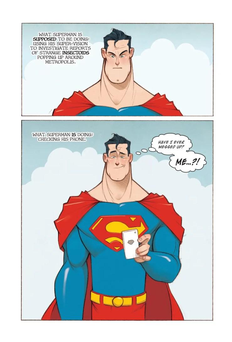 Dear Justice League Review
