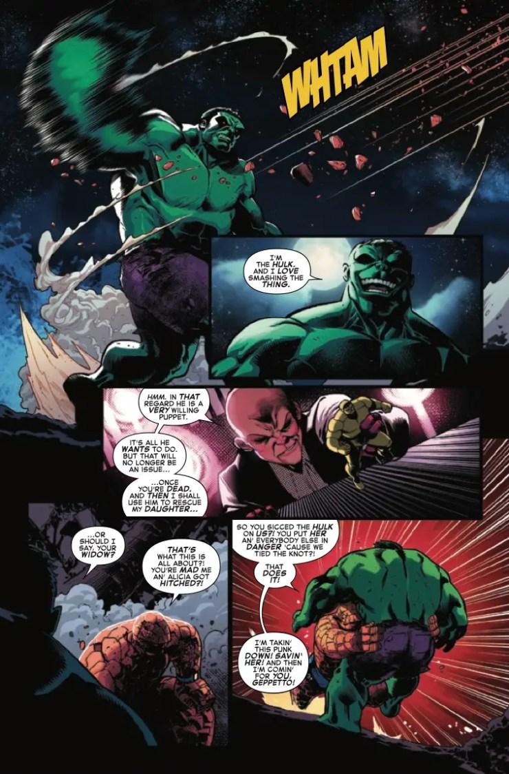 Marvel Preview: Fantastic Four #13