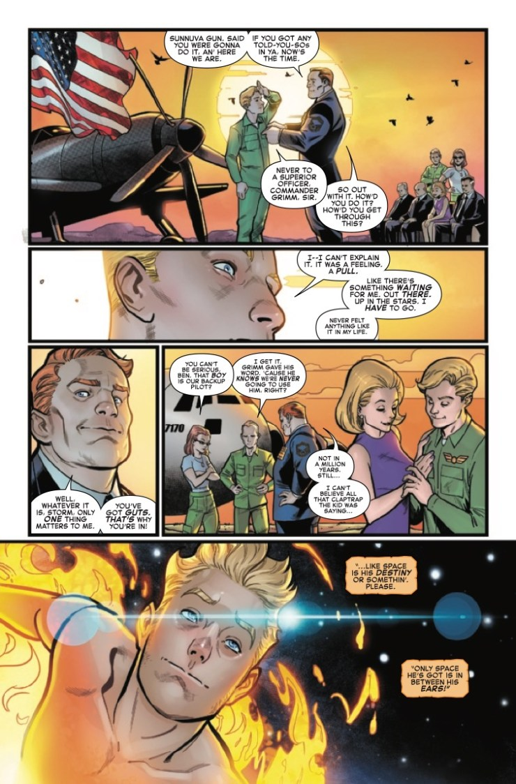 Marvel Preview: Fantastic Four #14