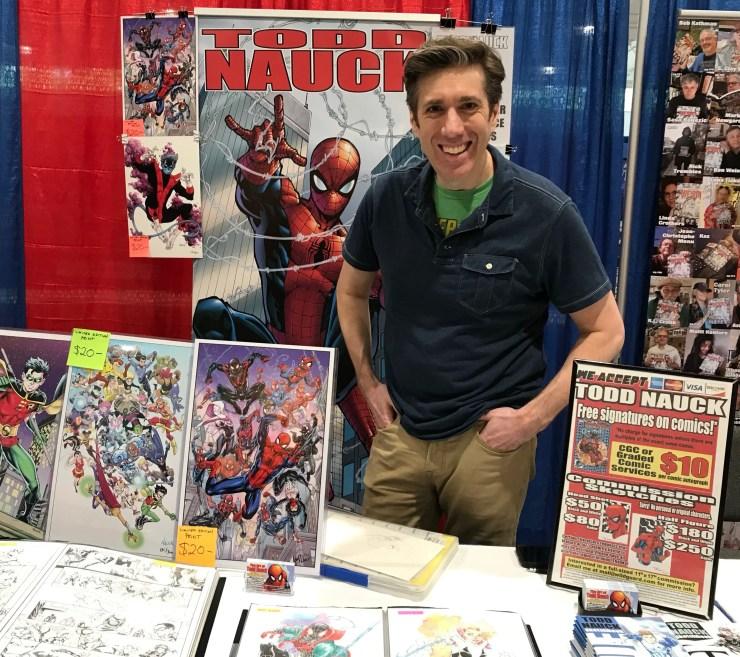 X-Men Monday #59 - Creator Spotlight: Todd Nauck