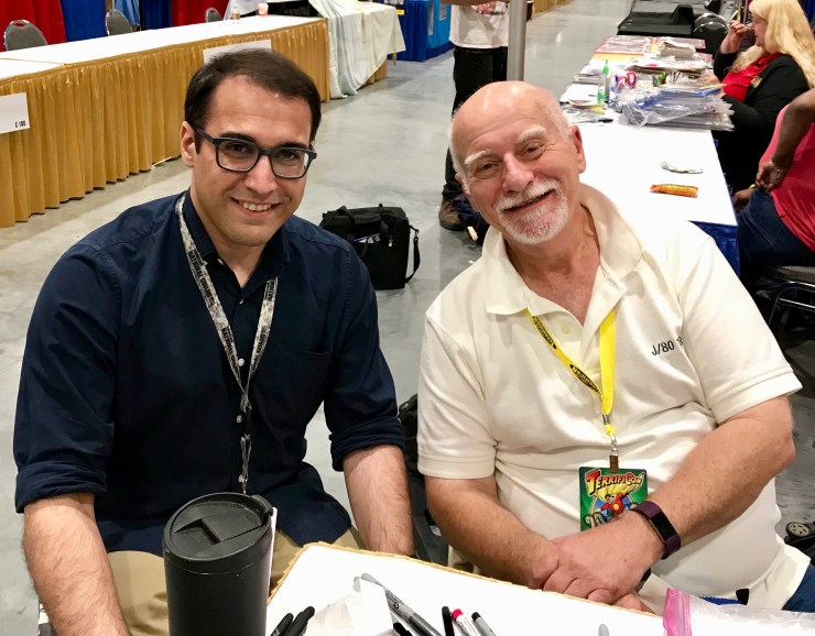 Chris Claremont talks recent X-Men work and offers advice for Marvel Studios at Terrificon 2019